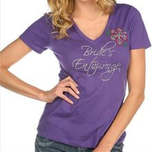 Ladies's T-shirt oem fashion Bling crystal Tee shirt  Best Seller follow this link http://shopingayo.space