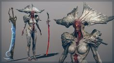 Guild Wars 2 work - Page 3