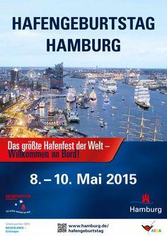 Der 826. Hafengeburtstag in Hamburg