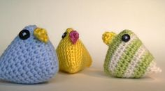 Cute baby chick bean bag.Super Quick Easter Chicks 008 Super Quick Easter Chicks (Crochet Easter Chicks)