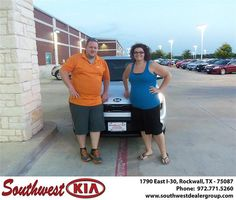 Congratulations to Morgan Hart on the 2013 #KIA #Soul