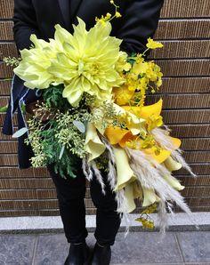 #novarese#vressetrose #wedding  #orange#bouque#natural#flower #himejimonolith#姫路モノリス#ノバレーゼ#ブレスエットロゼ #ウエディング  #イエロー# ブーケ #クラッチブーケ#ブライダル#結婚式