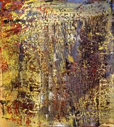 Gerhard Richter » Art » Paintings » Abstracts » Abstract Painting » 680-1 Gerhard Richter Painting, Oil Painting Abstract, Abstract Art, Abstract Photography, Artistic Photography, Fine Art Photography, New European Painting, Jackson Pollock, Classical Art