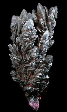 Descloizite,  PbZn(VO4)(OH) , Friesenberg, Otavi, Namibia