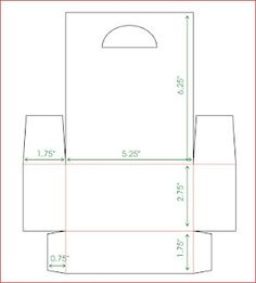 milk carton template | Milk Carton holder template | Paper