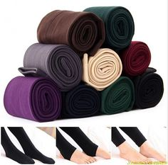 2016 New Fashion Casual Warm Faux Velvet Winter leggins Women Leggings Knitted Thick Slim Women Legins Super Elastic woman pants  #styles #jennifiers #purse #outfitoftheday #fashion #beauty #hair #beautiful #stylish #cute #jewelry #model #outfit #makeup #style