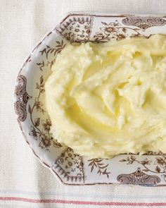 You can make these extra-creamy mashed potatoes up to 1 day ahead. Reheat at 350 degrees in a foil-covered baking dish for 10 to 20 minutes.