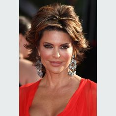 How to Get Lisa Rinna's Hairstyle   eHow