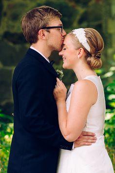 Bröllopsporträtt | Bröllopsfotograf Victoria Öhrvall | Katrineholm med omnejd, Sörmland