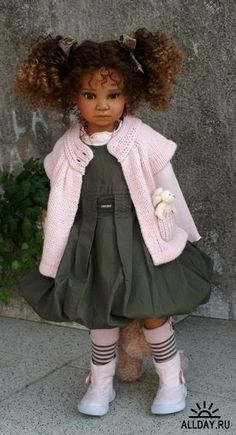 Doll-Arlene's Dolls - Angela Sutter Dolls  1