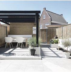 20 Ideas Small Patio Makeover Backyard Ideas For 2019 Backyard Ideas For Small Yards, Small Backyard Landscaping, Small Patio, Backyard Patio, Carport Designs, Pergola Designs, Carport Ideas, Pergola Carport, Pergola Plans