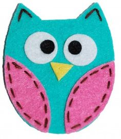 felt owl clips-  I want these!                                                                                                                                                                                 More
