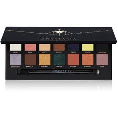 Anastasia Beverly Hills Prism Eye Shadow Palette ($42) ❤ liked on Polyvore featuring beauty products, makeup, eye makeup, eyeshadow, prism, palette eyeshadow and anastasia beverly hills