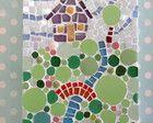 Mosaico Casinha na Colina