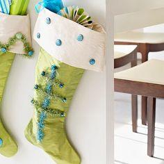 Easy & unique Handmade Christmas Stockings Ideas_03