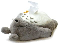 ぬいぐるみ トトロ コレクション ティッシュケース 大トトロ  大トトロ・笑い【楽天市場】