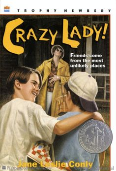 Crazy Lady! - Jane Leslie Conly - Paperback