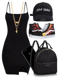 """""""Untitled #648"""" by chiairruah on Polyvore featuring A.V. Max, Issa and Vans"""
