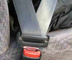 How to clean seatbelt straps