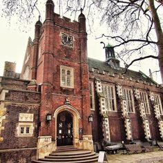Middle Temple Hall #london #history