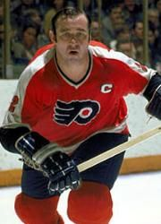A three time All Star as a Philadelphia Flyers, Ed Van Impe would probably tell you himself that he was not blessed with a lot of offensive skill or f. Flyers Hockey, Hockey Games, Hockey Players, Ice Hockey, Jeff Carter, Running The Gauntlet, Philadelphia Sports, National Hockey League, Team Names