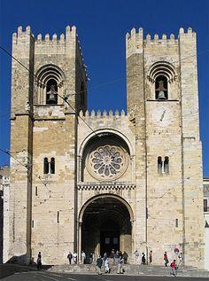 Sé de Lisboa :: Lisboa Monumentos