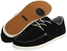 Gravis - Skipper (Black) - Footwear