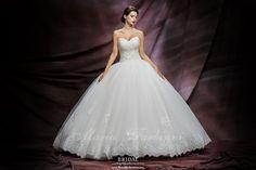 Maria Farbinni Wedding Dress Collection   Bridal Reflections