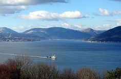Firth of Clyde - Wikipedia, the free encyclopedia