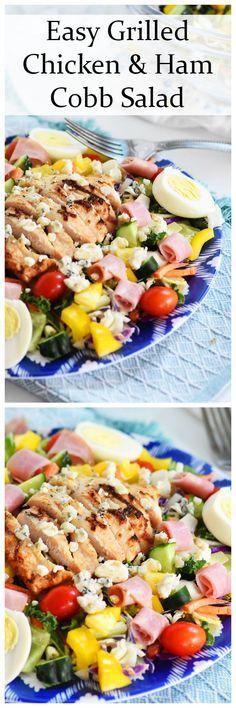 ... about Salad Recipes on Pinterest | Salads, Pasta Salad and Vinaigrette