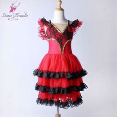 Find More Ballet Information about Spanish ballet tutu red dance costume ballerina girl dance tutu women stage performance ballet long tutu,High Quality tutu pattern,China tutu dance Suppliers, Cheap tutu dresses flower girls from Dance Favourite on Aliexpress.com