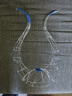 Add Wire Horns to Cap