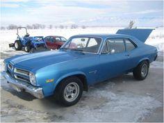 1971 Pontiac Ventura II 2-door