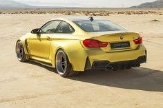 BMW M4 Tuning von Vorsteiner