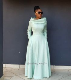 African Dresses For Women, African Print Dresses, African Print Fashion, African Attire, African Fashion Dresses, African Wear, Fashion Outfits, Modest Outfits, Classy Outfits