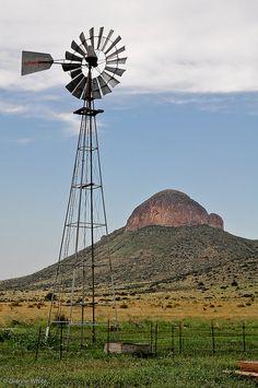 Arizona Windmill