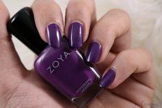 Pantone Color of the Year: Ultra Violet Nails - JACKIEMONTT Violet Nails, Ultra Violet, Color Of The Year, Pantone Color, Nail Colors, Nail Polish, Enamels, Purple Nail, Polish