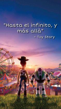 Frases Disney, Disney Quotes, Disney And More, Disney Love, Cartoon Wallpaper, Disney Wallpaper, Toy Story, Disney Pixar, Walt Disney