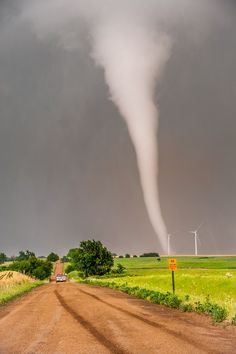 The Rago Tornado Photo by Dennis Oswald — National Geographic Your Shot