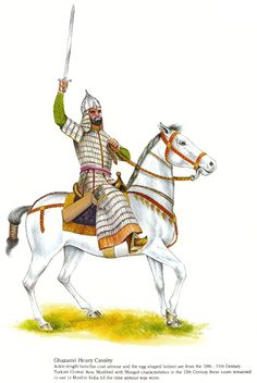 Ghaznavi Heavy Cavalry
