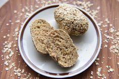 Madgudinden: Havreboller eller -brød med et tvist af jul