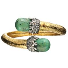Coveting this Alexis Bittar Siyabona Bracelet from @CharmandChain--so pretty!
