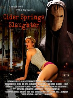 Cider Springs Slaughter official page. It was directed by Jason Durdon, Written and produced by Danny Torres, Also written by Taylor McPartland. James Duval was a producer and the original script that this script was based upon. It is in theaters in 2013