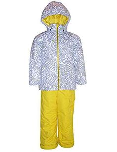 Find Pulse Little Girls' toddler 2 Piece Snowsuit Set Fierce online. Shop the latest collection of Pulse Little Girls' toddler 2 Piece Snowsuit Set Fierce from the popular stores - all in one Snow Wear, North Face Kids, Snow Pants, Boys Hoodies, Snow Suit, Toddler Girl, Little Girls, Girl Fashion, Girl Outfits