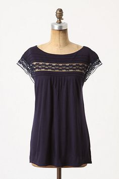 Oriel tee from Anthro >> lovely!