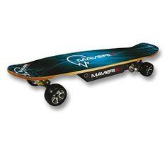 On a testé le skateboard électrique Maverix