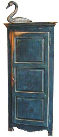 Bonnetia Re Antiquaire Bleue Armoire Decor Home Decor
