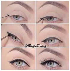 How To Wear Top Liner Pictorial