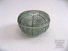 1920 R.Lalique 'Cosquilles' Powder Box