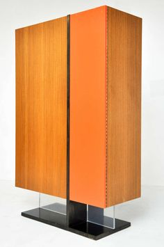 Vladimir Kagan Armoire Cabinet | From a unique collection of antique and modern cabinets at https://www.1stdibs.com/furniture/storage-case-pieces/cabinets/